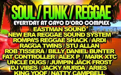 Unity in the Sun 2020 Soul, Funk & Reggae line up!