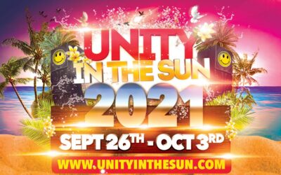 Unity in the Sun 2021…. Sept 26th – Oct 3rd